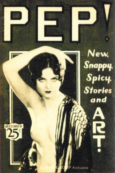 """Fabulous early """"gentlemans"""" magazine"""