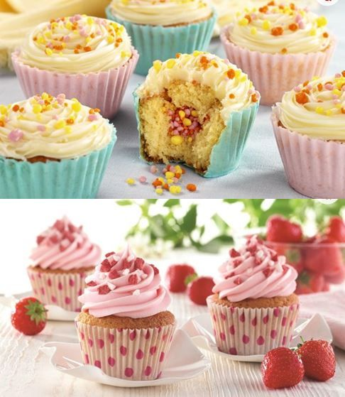 Cake with popping candy recipe