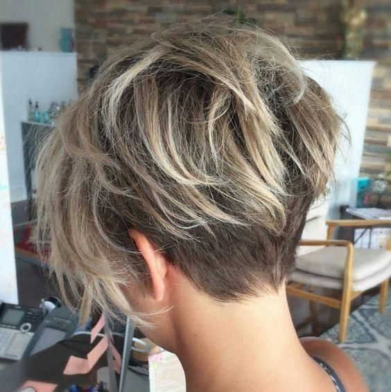 35 Messy #pixie Hairstyle that you will totally adore - Reny styles