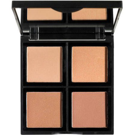e.l.f. Bronzer Palette is a top saved drug store dupe for those looking to mix and match shades all year long.