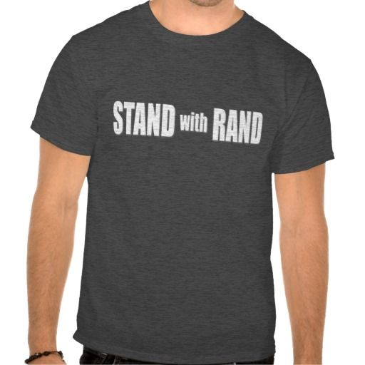 Stand with Rand Paul 2016 T Shirt, Hoodie Sweatshirt