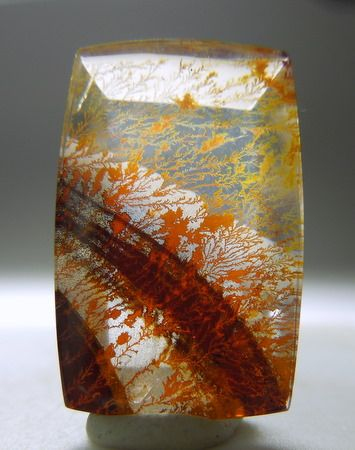 Iron Oxide in Quartz