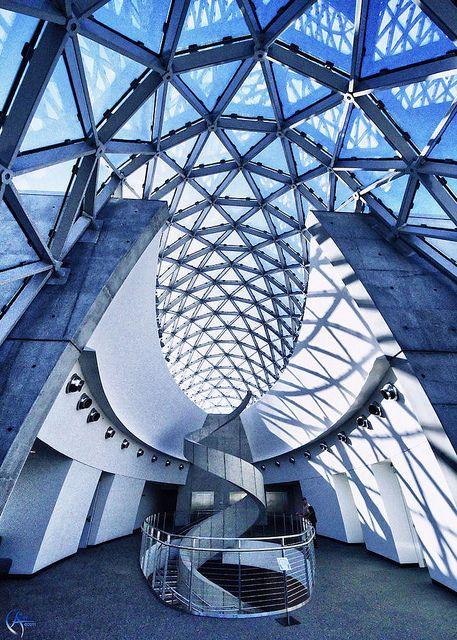 Salvador Dali Museum, St. Petersburg, Florida, US by HOK Architecture