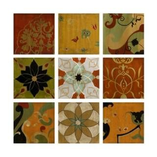 Check out the Imax Worldwide 47286-9 Set of 9 Paragould Wall Decor