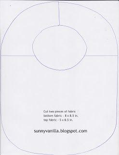patron bavoir diy pinterest motif gratuit bavoirs et anniversaire. Black Bedroom Furniture Sets. Home Design Ideas