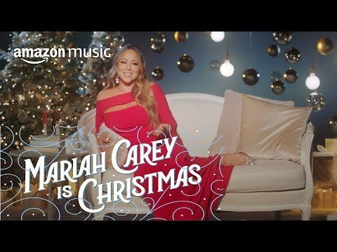 Mariah Carey Is Christmas The Story Of All I Want For Christmas Is You Amazon Music Youtube Mariah Carey Carey Mini Documentary