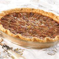Classic Pecan Pie  and use dark Karo