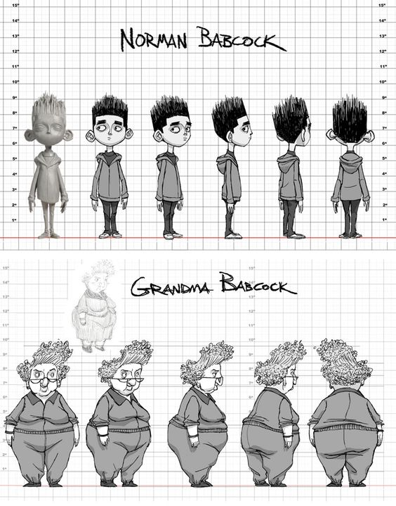 Heidi Smith Character Design Class : Character design references and