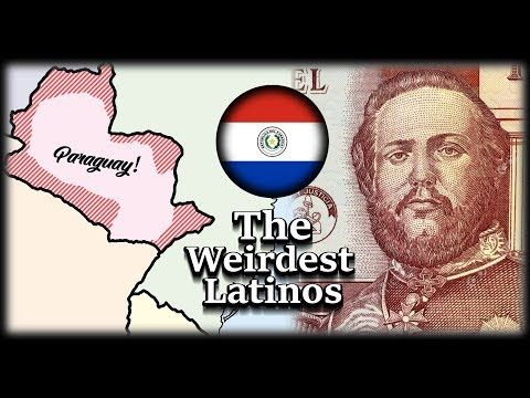 What Exactly Makes Paraguay Different And Why Are They Known Throughout Latin America And Some Places Beyond That Hispanic Countries Latino Story Of The World