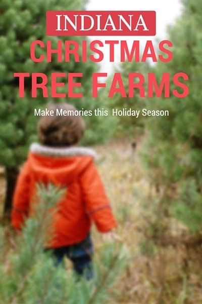 Christmas Tree Farms in Indiana -- Find a fresh tree (you cut or pre-cut) at a locally-owned farm near you. Make a family memory. Social media links, map, contact info, and more included to make it easy.