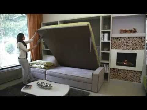 Comfortable Sofa Beds Shelves And Tvs On Pinterest