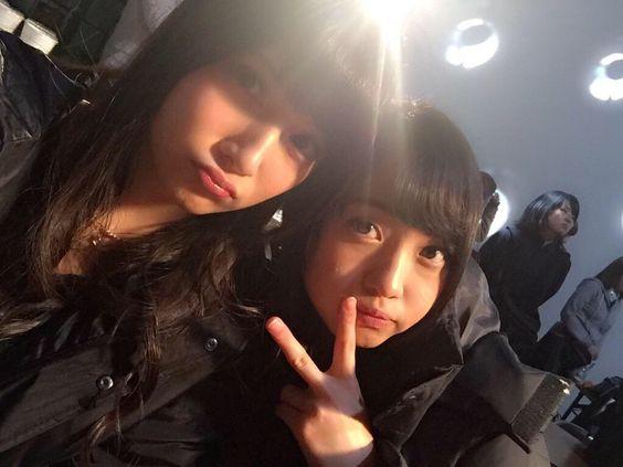 #AKB48 #入山杏奈 #木﨑ゆりあ