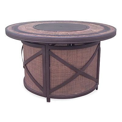 Patio furniture outdoor patio furniture big lots patio furniture - Fire Pits Fisher And Gas Fire Pits On Pinterest
