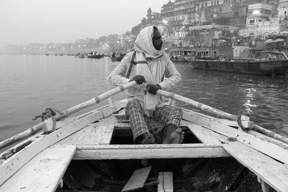 Gange Bénarès / Vanarasi