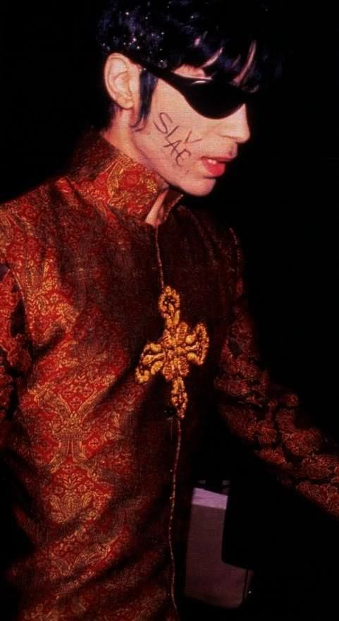 Classic Prince | 1995 The Gold Experience: