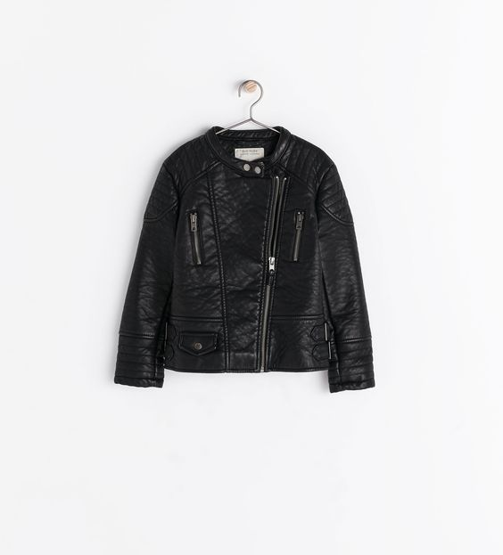 ZARA - KIDS - JACKET WITH ZIPS (for Anabelle) | My Princess