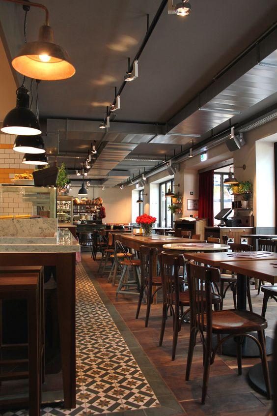 L Osteria Italian Restaurant By Dippold Innenarchitektur