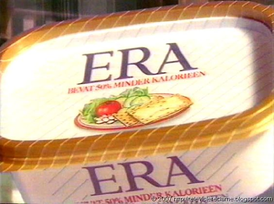 Era margarine, zo slank zijn als je dochter.