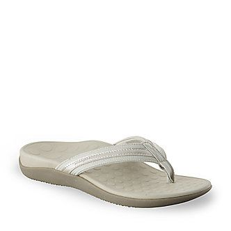 Orthaheel Women's Tide Thong Sandals :: Women's Sandals :: Women's Wellness Sandals :: FootSmart
