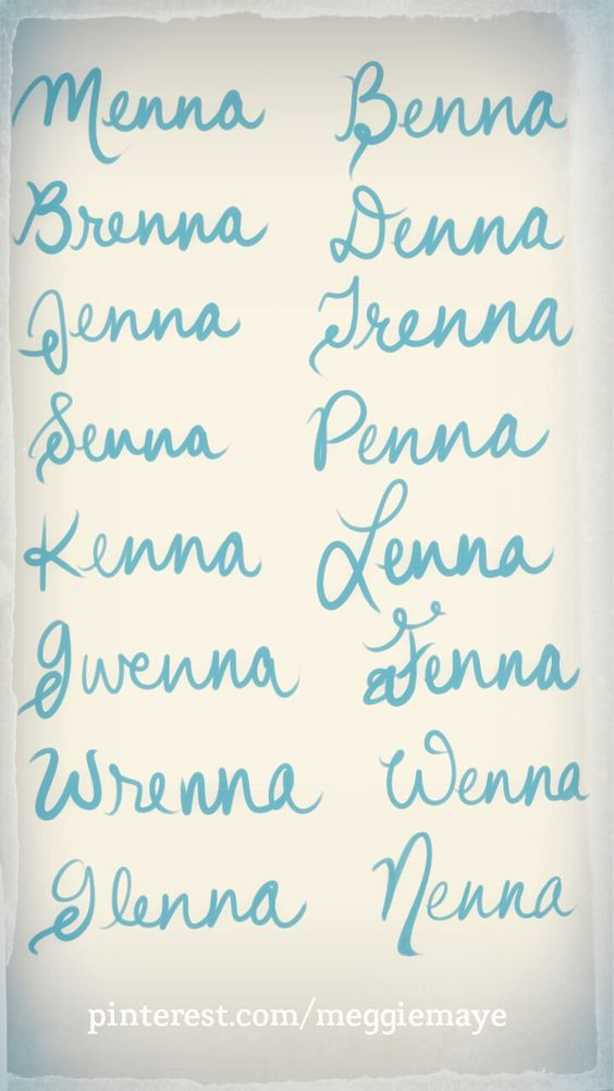 By request list of 2 syllable baby girl names ending in for Single syllable middle names