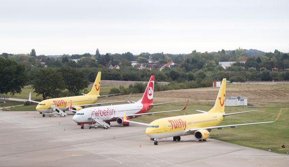 """Jetzt lesen: Luftfahrt - """"Kranke"""" Tuifly will wieder in die Luft - http://ift.tt/2dTsBb3 #nachricht"""