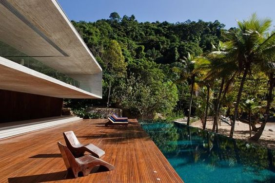 Paraty House  Marcio Kogan Architects  Brazil