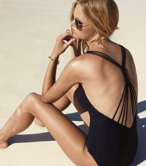 watercult | Summer Solids Macramé Swimsuit - Summer Solids - Lookbook