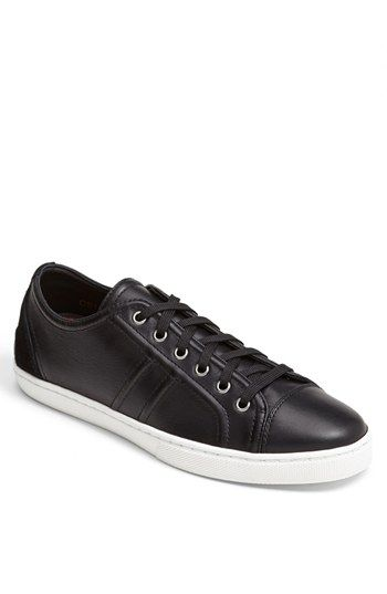 Dolce&Gabbana Leather Sneaker available at #Nordstrom