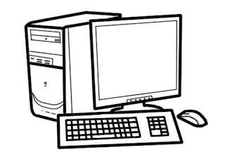 Desenhos De Informatica Computador Para Colorir Pintar Imprimir Moldes E Riscos Esp Festa Junina Para Pintar Computador Desenho Vingadores Para Colorir