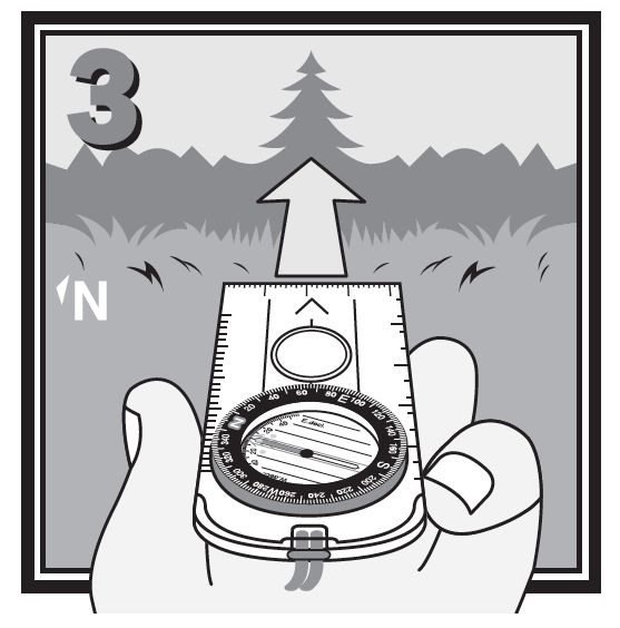 Wilderness Survival Skills Training – How to Use a Compass