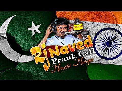 Rj Naved Radio Mirchi Murga Rj Naved Prank Call 2019 Rj