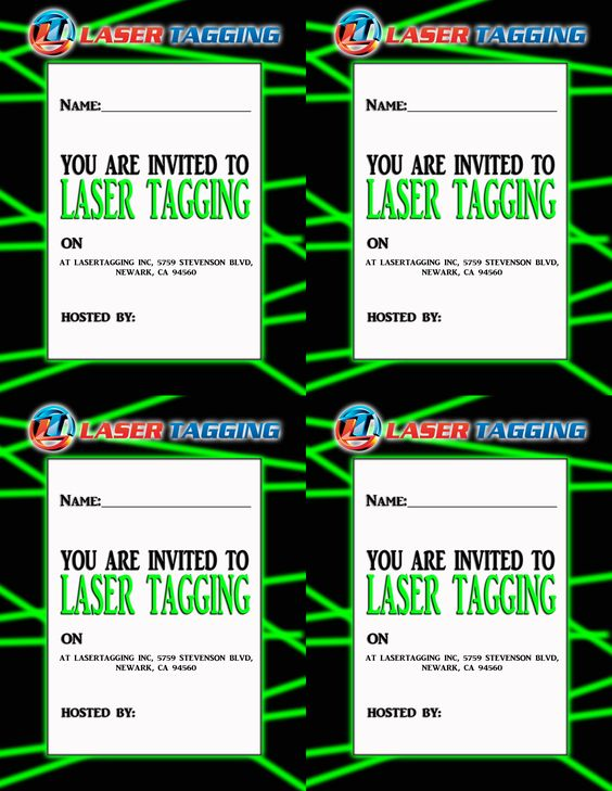 Glow In Dark Party Invitations was nice invitations ideas