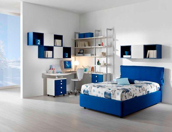 Habitacion niño moderna 5