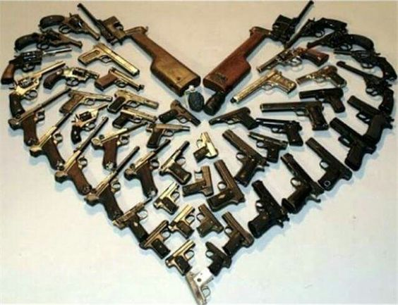 gun at heart