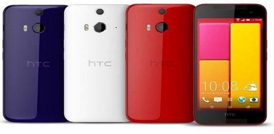 HTC Presenta el Butterfly 2 Smartphone