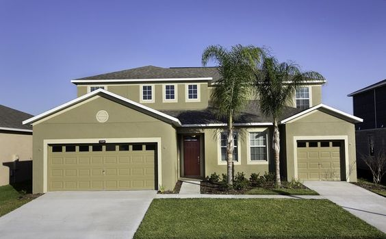 The Lennar Nextgen Home Has Separate Garages To