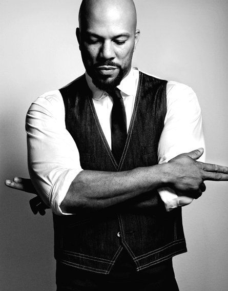 Common...making hip hop beautiful one hawt ass pic at a time LOL!