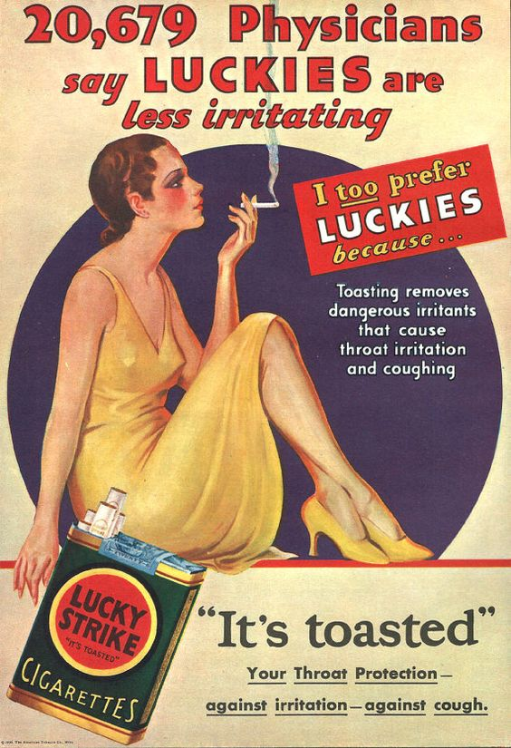 """the appeal of vintage tobacco advertisements essay To identify key themes related to tobacco advertising and promotion in  brand,  and you also use advertising to appeal—try to appeal to competitive adult  smokers,  """"philip morris had a total share of 59 among 14–17 year old  smokers, and."""