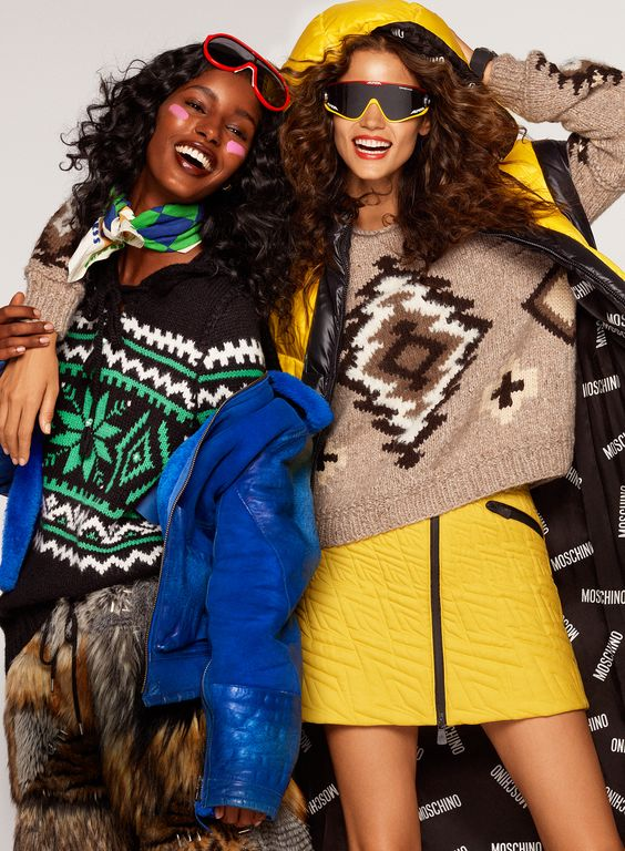 ELLE Editorial: Style Inspiration for the Slopes and the Streets