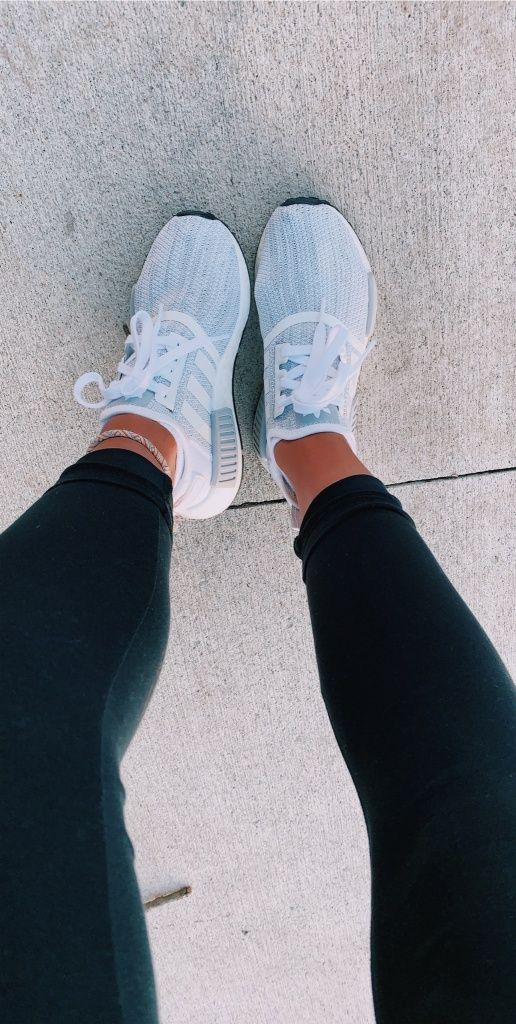 Pin Insta Lexievicchio Adidas White Sneakers Hype Shoes Aesthetic Shoes