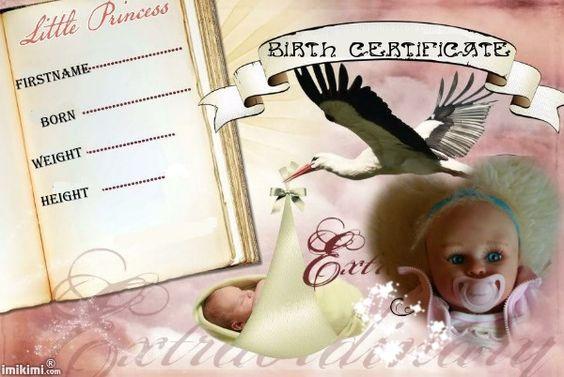 linnea birth certificate