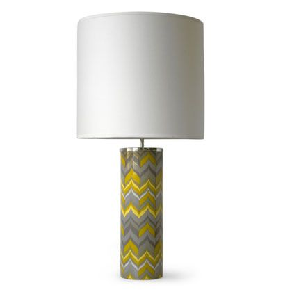 Project Décor  JONATHAN ADLER: Large Carnaby Flame Lamp