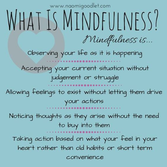 "Our Thoughts And Hearts Are With The Victims Of The Aurora: ""What Is Mindfulness? Mindfulness Is Observing Your Life"