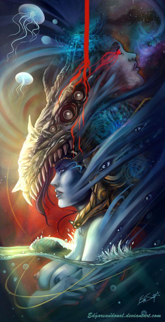 Metamorphosis Project by Edgar Sandoval, via Behance