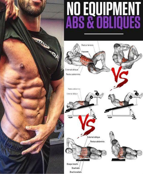 Entrenamiento gym adelgazar abdomen