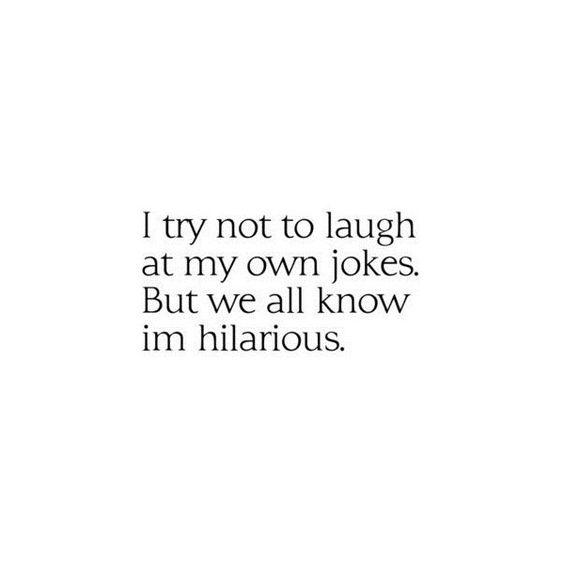 I felt that this applies to me haha
