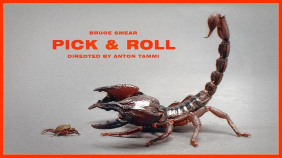 Bruce Smear, 'Pick & Roll' on Vimeo