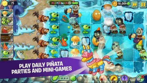 Plants Vs Zombies 2 Mod Apk Free Download For Android With Images