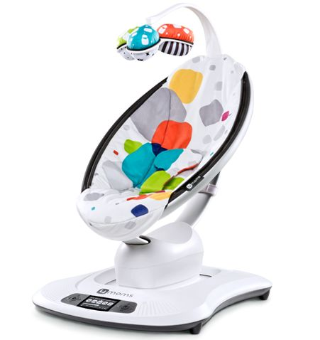 mamaRoo - 4moms Store I must have this. Blue tooth compatible so you can control it from your phone!