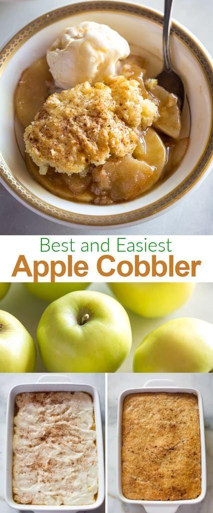 Apple Cobbler